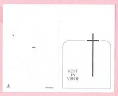 Bidprentje - Gust SIMONS Echtg. Stans STIJNEN - Geel 1912 - 1988 - Religion & Esotérisme