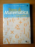 Temi Di Matematica Vol 1 Nicoletti / Papa / Risposi / Somaschi - Il Capitello - Matematica E Fisica