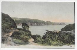 Moulin Huet Guernsey. - Welch JWS C Over 456 - Guernsey