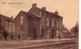 Natoye:  La Gare. - Hamois