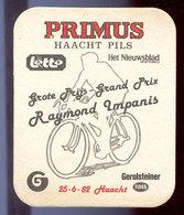 Cyclisme Sous Bock  Impanis 1982 - Beer Mats