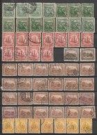 MiNr. 321 - 326  Kolumbien 1932, Juni. Freimarken: Bergbau Und Landwirtschaft. StTdr. Mit Druckvermerk WATERLOW & SONS L - Kolumbien