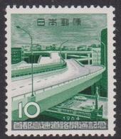 Japan SG973 1964 Opening Of Tokyo Expressway, Mint Never Hinged - 1926-89 Emperor Hirohito (Showa Era)