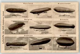 52902367 - Luftschiffe Der Welt - Montgolfières
