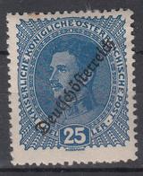 OOSTENRIJK - Michel - 1918 - Nr 235 - MH* - 1918-1945 1ère République