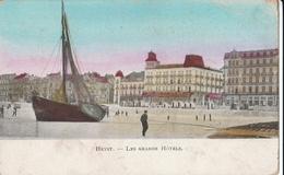 HEIST LES GRANDS HOTELS - Heist