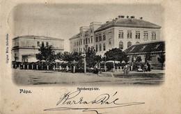 Pápa 1903. Circulated - Veszprém - Hungary - Ungarn