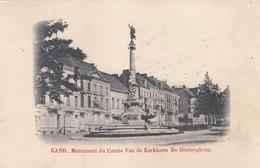 GENT / MONUMENT GRAAF VAN DE KERKHOVE DE DENTERGHEM - Gent