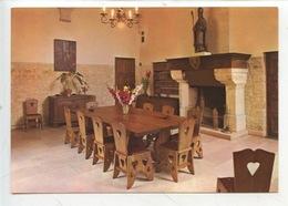 Juaye Mondaye : Ordre De Prémontré Abbaye De Mondaye : Sale D'accueil Dite Salle Des Hotes (cp Vierge N°1 Le Goubey) - France