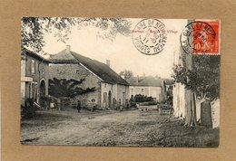 CPA - SOULOSSE (88) - Aspect De L'entrée Du Village En 1911 - France
