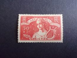 FRANCE YVERT 308 NEUF** 135 EURO - France