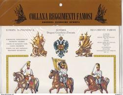 Au Plus Rapide Découpis Collana Reggimenti Famosi Europe Napoléon Autriche Duché De Toscane Dragons 1812-1815 - After 1965