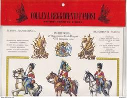 Au Plus Rapide Découpis Collana Reggimenti Famosi Europe Napoléon Angleterre Dragons Royaux 1814 - After 1965