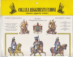 Au Plus Rapide Découpis Collana Reggimenti Famosi Europe Napoléon France Cuirassiers 1809 - After 1965