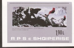 Albanien Block 077 - 079 Gemälde / Hoxha /  MNH ** Postfrisch - Albania