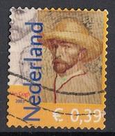 "1139 Olanda 2003 -  "" Autoritratto "" - Quadro Dipinto Da V. Van Gogh - Viaggiato Used Painting Nederland - Künste"