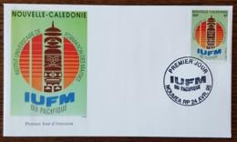 Nouvelle Calédonie - FDC 1995 - YT N°683 - IUFM Du Pacifique - FDC