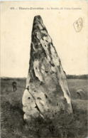 Thoury Ferrottes - Le Menhir - Dolmen & Menhirs