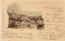 Baden - AG Argovie