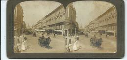 Saint-Petersbourg-The Nevski Prospect ,the Main Thoroughfare 1903 - Photos Stéréoscopiques