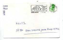 Lettre Flamme Fenetrange Gite Musique - Postmark Collection (Covers)