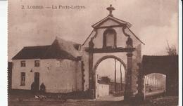 LOBBES La Porte-lettres - Lobbes