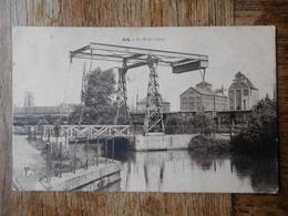 Ath Vers 1910 Le Pont Carré - Ath