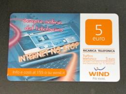 ITALIA WIND - INTERNET NO STOP - 30/06/2015 USATA - Schede GSM, Prepagate & Ricariche