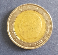 2002 Belgique, Belgium, 2 Euro - Belgium