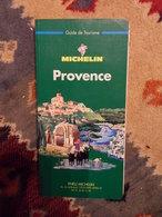 GUIDE VERT MICHELIN 1998 PROVENCE - Provence - Alpes-du-Sud