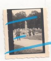WW2 Allemands Wehrmacht + Statue Marechal FOCH à Clairiere De L'armistice FOCH à COMPIEGNE Oise 1940 ! #4 - 1939-45