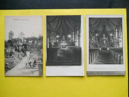 Bazouges , 2 Cartes Photos,+ Une Avec Défaut - Frankreich