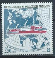 TAAF Neuf  N° 181 De 1993 Bateau L'Astrolabe - Terres Australes Et Antarctiques Françaises (TAAF)