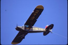 SLIDE / AVION / AIRCRAFT   ORIGINAL      PIPER  S. CUP  HB-PAX - Diapositives