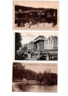 5-France -un Lot De CPA- Villes, Villages,,autres-voir état - Cartes Postales