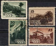 URSS - 1946 - IMMAGINI DELL'UNIONE SOVIETICA - I SANATORI - USATI - 1923-1991 URSS