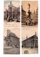 7-Belgique -un Lot De CPA- Villes, Villages,,autres-voir état - Cartes Postales