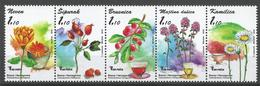 BH 2018-15 Flora, BOSNA AND HERCEGOVINA, 1 X 5v, MNH - Bosnien-Herzegowina