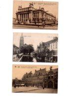 8-Belgique -un Lot De CPA- Villes, Villages,,autres-voir état - Cartes Postales