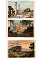 9-Italie -un Lot De CPA- Villes, Villages,,autres-voir état - Cartes Postales