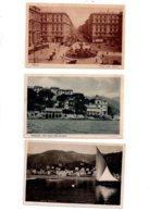 10-Italie -un Lot De CPA- Villes, Villages,,autres-voir état - Cartes Postales