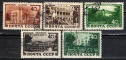 URSS - 1949 - OSPEDALI DI STATO PER I LAVORATORI - USATI - 1923-1991 URSS