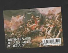 FRANCE / 2012 / Y&T N° 4660 ** En Bloc Ou F4660 ** : Tricentenaire De La Bataille De Denain - Gomme D'origine Intacte - Neufs