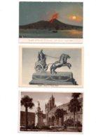 11-Italie -un Lot De CPA- Villes, Villages,,autres-voir état - Cartes Postales