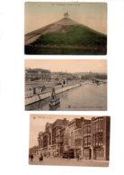 12-Belgique -un Lot De CPA- Villes, Villages,,autres-voir état - Cartes Postales