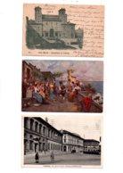 13-Italie -un Lot De CPA- Villes, Villages,,autres-voir état - Cartes Postales