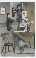 You Are A Good Soul - Couple On Telephone - Welch JWS 2892 - Postcards