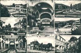 Ansichtskarte Bad Kissingen Stadtteilansichten 1959 - Bad Kissingen