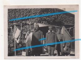 WW2 Prisonniers Coloniaux & Voiture Allemande Wehrmacht à POITIERS Vienne 1940 !! - 1939-45