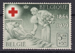 N°  503  XX  Neuf Avec Gomme Sans Charniere Cob 23.50 ** - Belgique